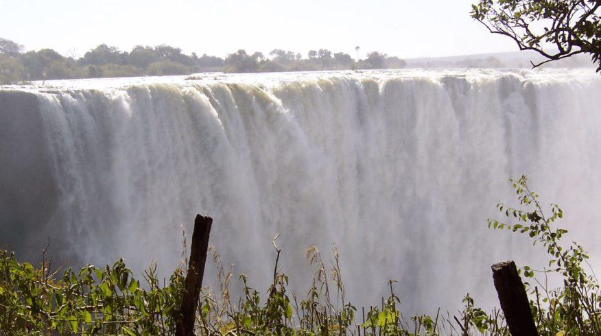 Victoria Falls to Johannesburg